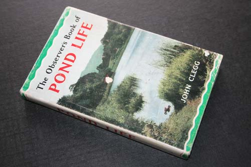 The Observers Book of Pond Life