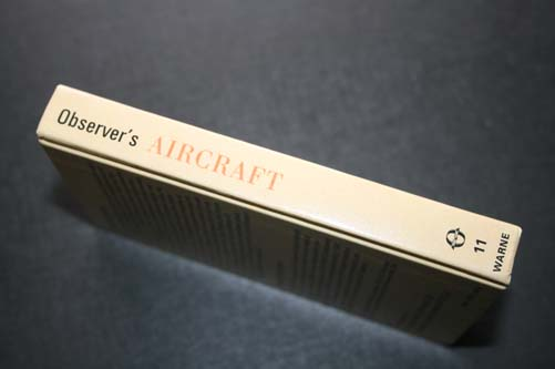 The Observers Book of Aircraft 1980