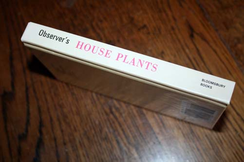 The Observers Book of  House Plants