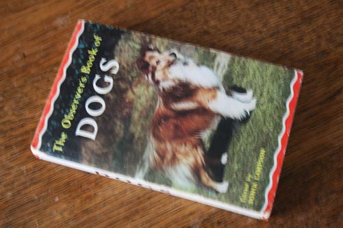 The Observers Book of Dogs