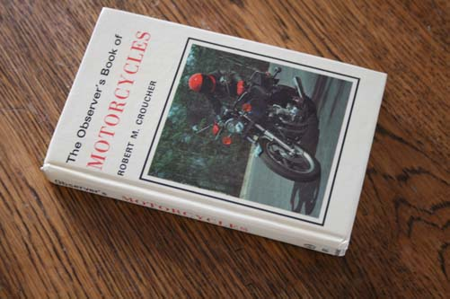 The Observers Book of Motorcycles