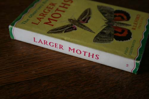 The Observers Book of the Larger Moths
