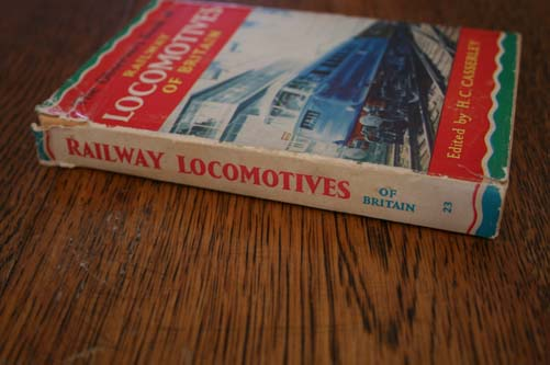 The Observers Book of Railway Locomotives of Britain