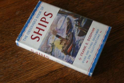 The Observers Book of Ships